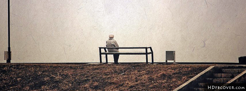 Alone-old-men-sit-in-park-facebook-cover