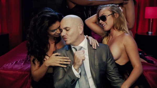 pitbull dont stop the party ft tjr music video